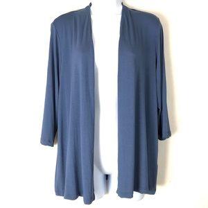 J. Jill wearever collection open front cardigan